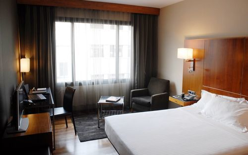 AC Diplomatic Hotel, Barcelona Bedroom