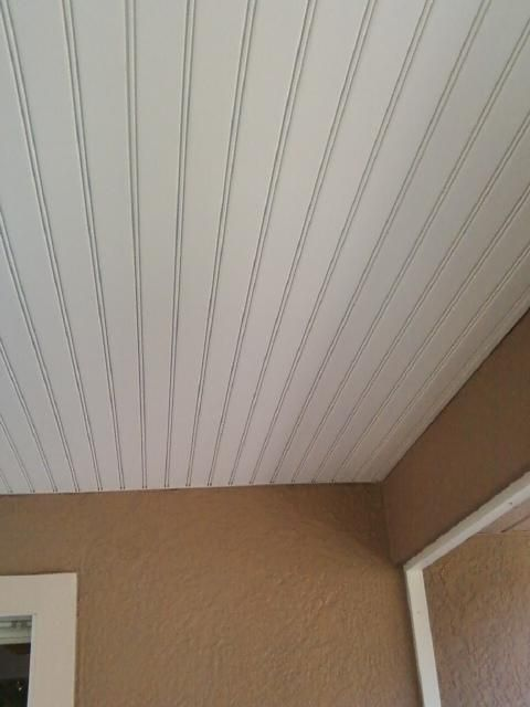 Vinyl Screen Porch Systems Porch Ceiling Done In Pro