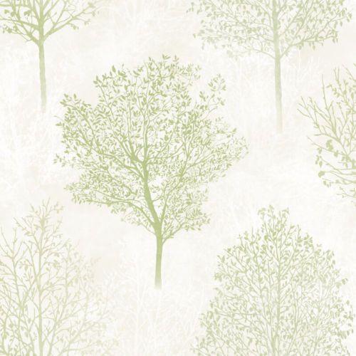 Arthouse Wonderland Wallpaper Green 256703