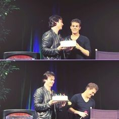 Cake for Ian's bday