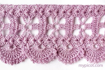MyPicot | Free crochet patterns •☆Teresa Restegui http://www.pinterest.com/teretegui/☆•