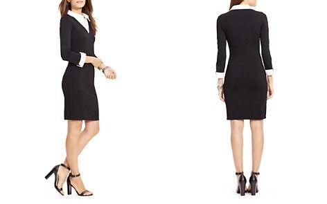 Lauren Ralph Lauren Collared Dress
