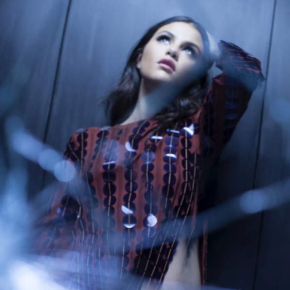 Selena Gomez photographed by Jake Bailey for the promotional ...
