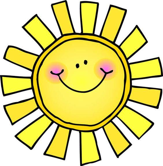 cute sun clipart - Google Search   Clipart: Nature   Pinterest   Sun ...