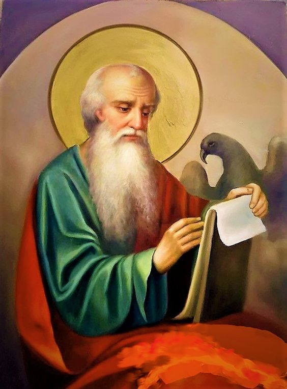 Saint Jean Apôtre et Evangéliste