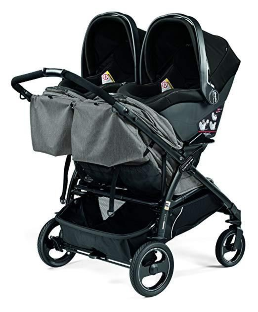 Baby Strollers Double Stroller, Double Strollers With Car Seats