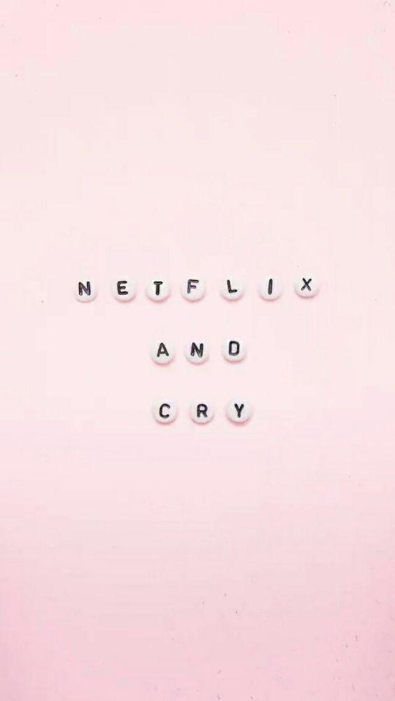 ~netflix and cry*~ #MelaineMartinez #crybaby