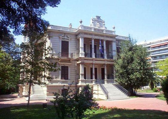 Villa Mordoch, 1905, Thessaloniki, Macedonia, Greece