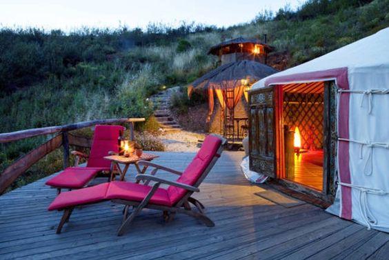Eco-Lodge Brejeira, Algarve, PORTUGAL