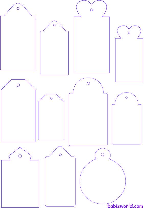 tags para imprimir - Buscar con Google