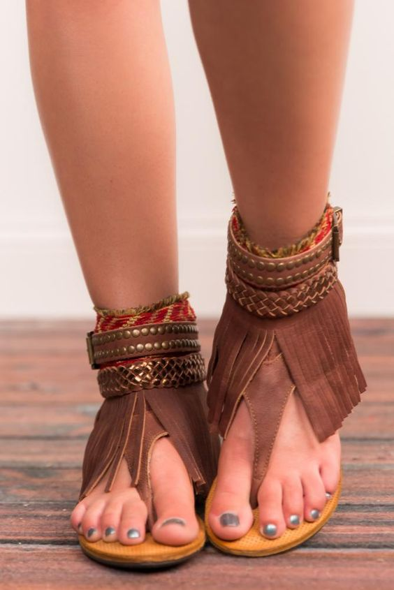 South Of The Border Sandal (final sale)