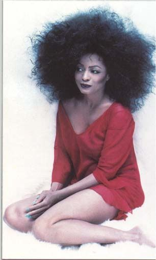 Diana Ross... one of the originators of Big LONG Curly Hair :) #respect