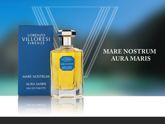 Lorenzo Villoresi - Mare Nostrum - Aura Maris - Eau de Toilette