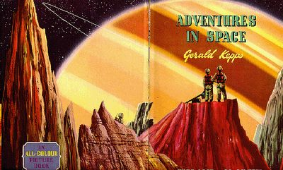 Dreams of Space - Books and Ephemera: British annual