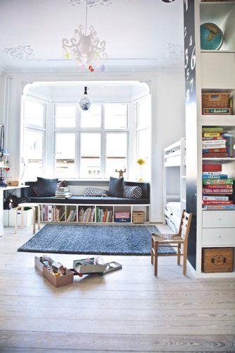 14 skønne ideer til hvordan du opbevarer bøger   bolig magasinet ...