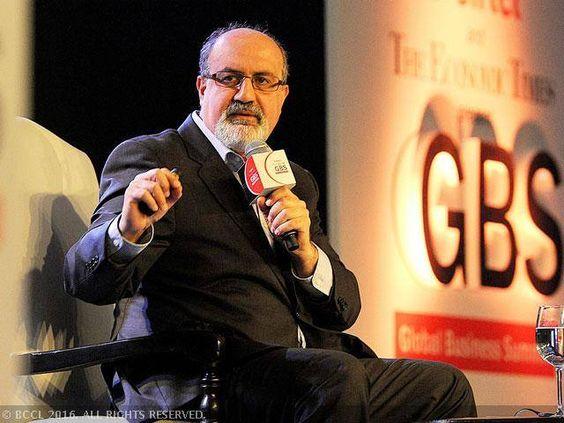 Metastatic bureaucracy India's problem: Nassim Nicholas Taleb - timesofindia-economictimes