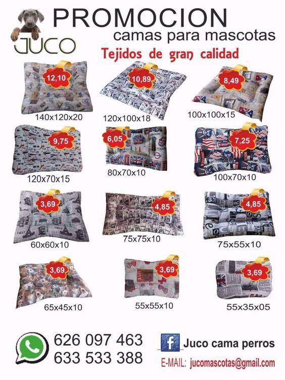 Camas cunas mascotas Barcelona, barcelona www.cdtonline.es