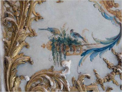 La Grande Singerie du château de Chantilly fait peau neuve