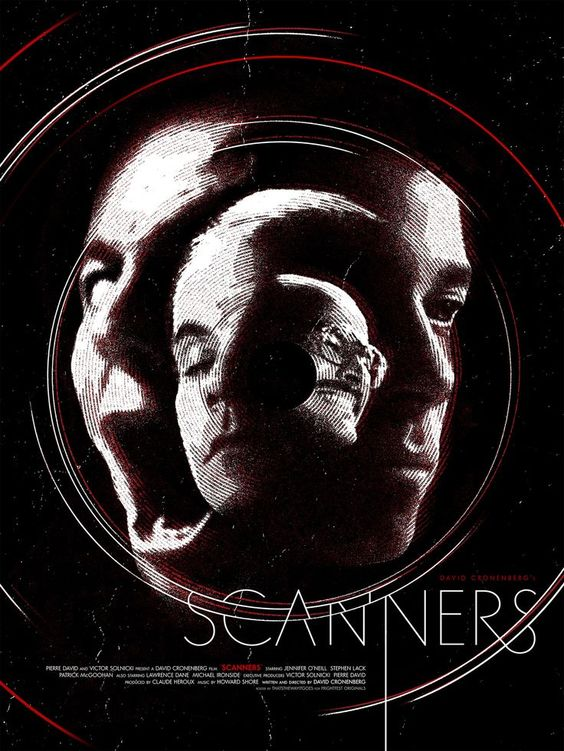 This Week in Horror Movie History – Scanners (1981) – Cryptic Rock