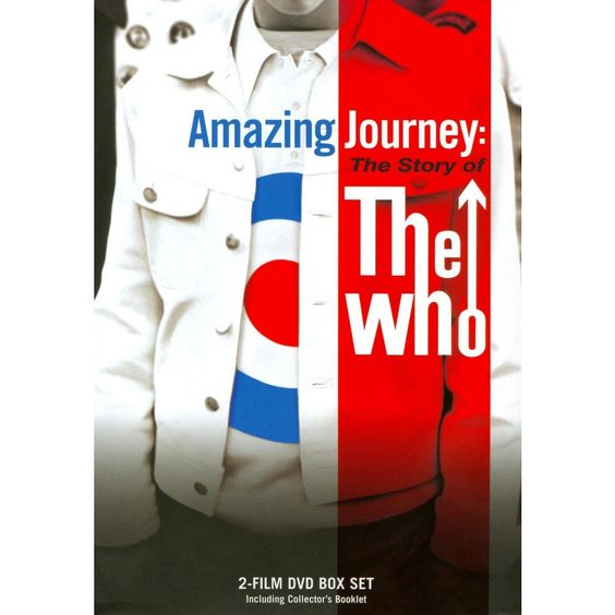 Amazing Journey: The Story of the Who [WS] [2 Discs]