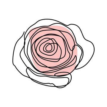 Nepreryvnoj Linii Chertezh Zakryvaetsya Cvetok Cvetushie Minimalistskogo Dizajna Vektor Illyustraciya Simvol Bolvan Koncepciya Png I Vektor Png Dlya Besplatnoj Zagr Line Art Drawings Abstract Line Art Line Art