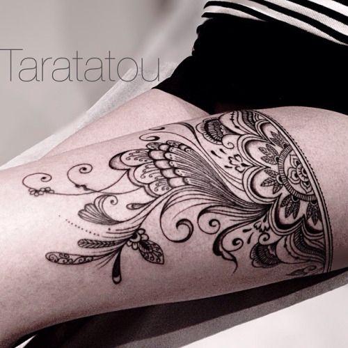 taratatou tatouages pinterest mandalas bijoux et recherche. Black Bedroom Furniture Sets. Home Design Ideas
