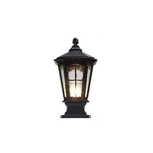 Traditional Outdoor Post Light Pier Mount Mediterranean S Outdoor Post Lights Post Lights Lamp Post