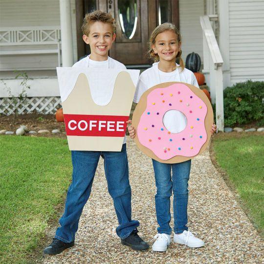 Tim Hortons Halloween Donuts