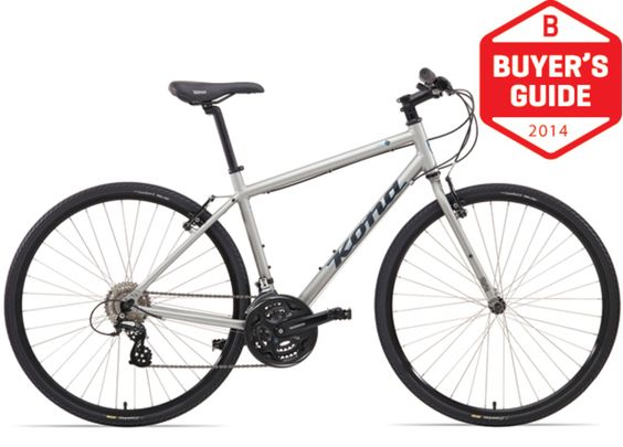 Kona Dew http://www.bicycling.com/bikes-and-gear-features/reviews/buyer-s-guide-beginner-s-bikes/kona-dew