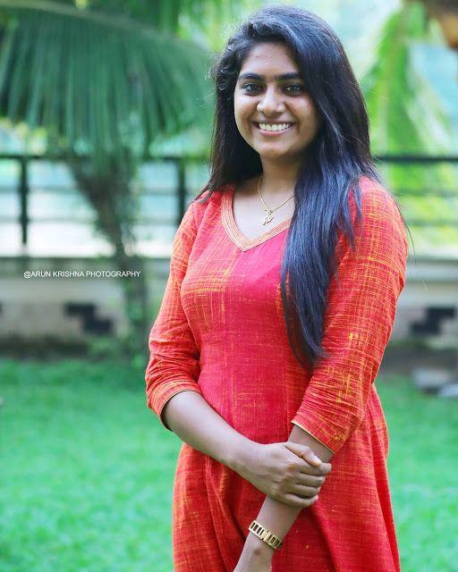 nayanthara blue saree photos