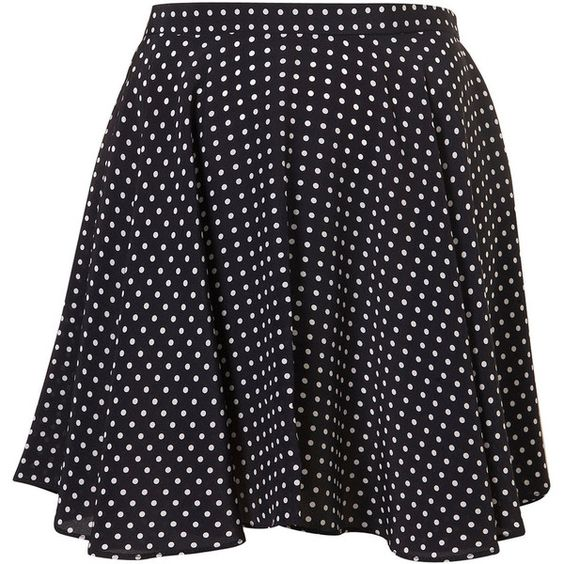 Circle Polka Skirt By Boutique (385 PEN) ❤ liked on Polyvore featuring skirts, bottoms, saias, faldas, women, polka dot skirt, navy polka dot skirt, circular skirt, navy silk skirt and navy blue skirt