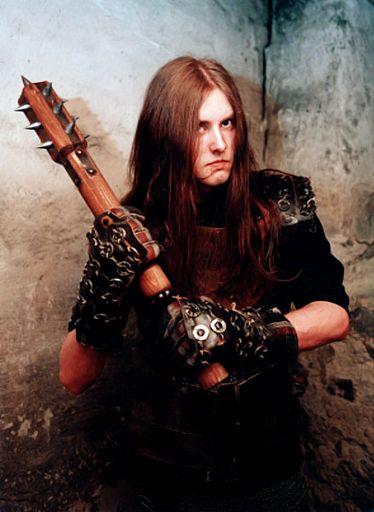 Varg Vikernes of Burzum, the forefather of Black Metal