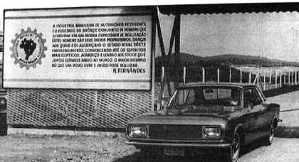 1964 IBAP Democrata - Brasil