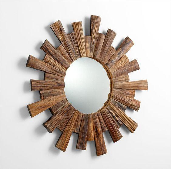 Wheelhouse Reflection Mirror design by Cyan Design on moonlightermade.com