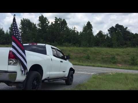 How To Make A Flag Holder For A Truck Bed Easily Yota Love Ep 5 Youtube Flag Holder Flag Pole Holder Flag Diy
