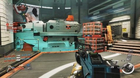 Call of Duty: Infinite Warfare - 8 Minutes of New Multiplayer Defender Gameplay See Infinite Warfare's new multiplayer classes in action on the new map Frost. September 02 2016 at 08:00PM  https://www.youtube.com/user/ScottDogGaming