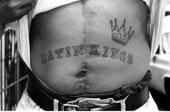 LATIN KINGS TATTOO