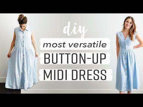 DIY Dress Makeover