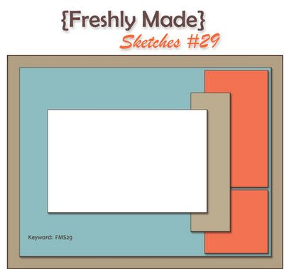 Freshlymadesketches.blogspot.com #29 by Jennifer Timko: