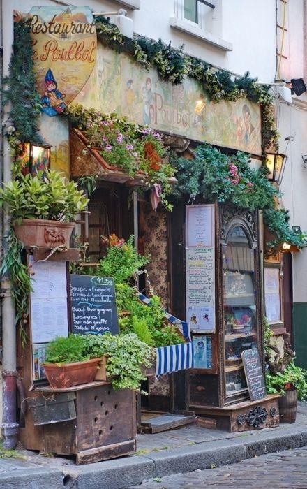 cute,cozy restaurants.