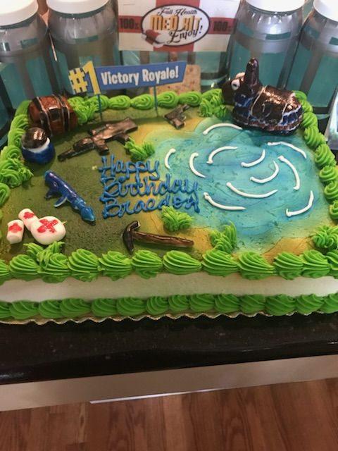 Fortnite Birthday With Images Birthday Party Decorations 13th