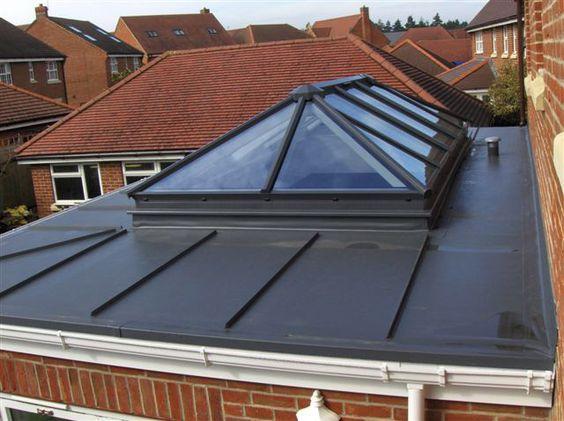 Aluminium Rooflights Skylights Roof Lanterns Pyramid