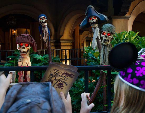 Pirate's Adventure: Treasures of the Seven Seas Launches no Magic Kingdom Park