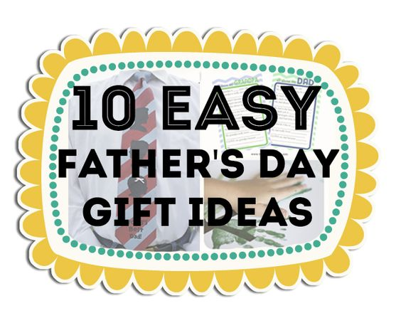 Fathers Day Gift Ideas Pinterest