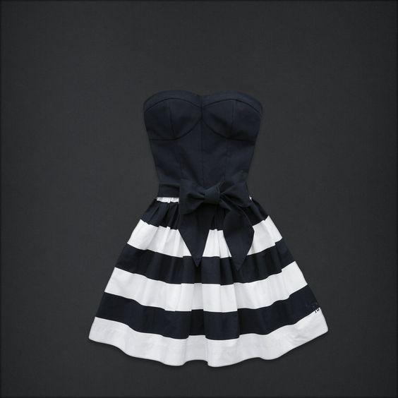 Strapless Dresses For Kids - Qi Dress
