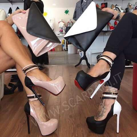 Inspirational Fashion High Heels