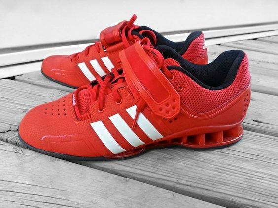 Adidas Adipower Rowing Shoes