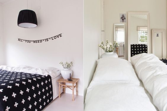 Casa de blogueira: O estilo escandinavo de Diana