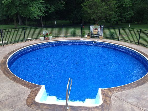 Pinterest the world s catalog of ideas for Walk in swimming pool designs