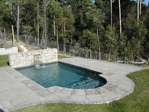 Pin On Backyard Pools Small